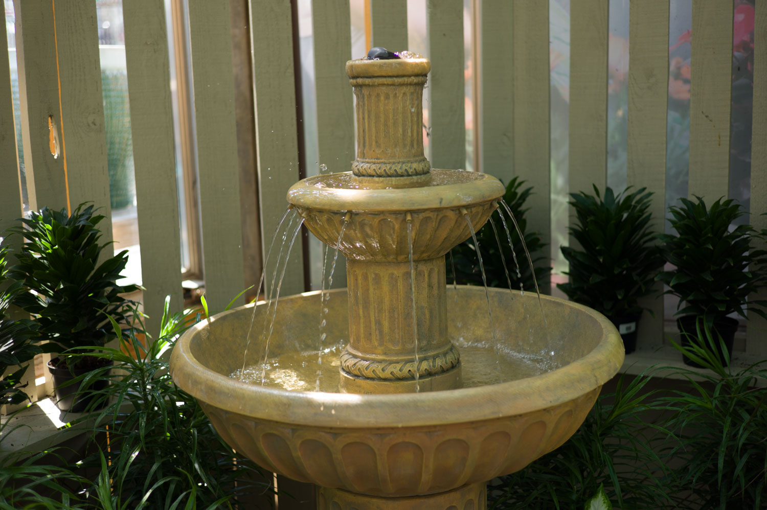 Outdoor Fountains - Landscape Fountains - Water Features - Patuxent Nursery, Bowie, MD