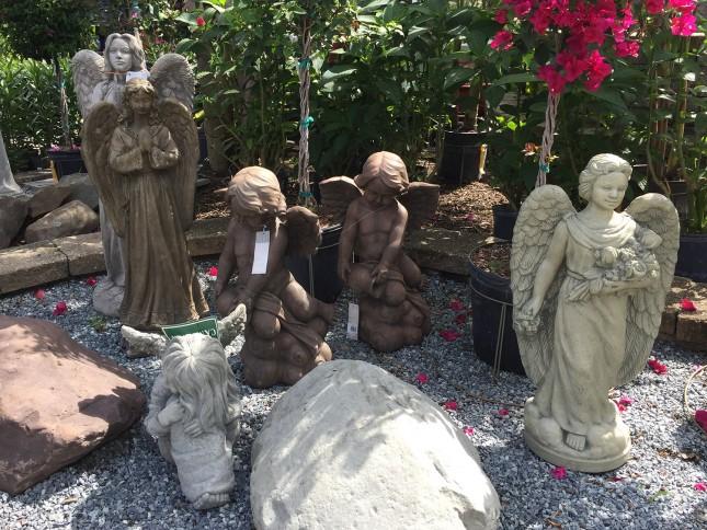 Outdoor Garden Angel Statues