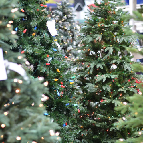 maryland artificial tree and wreath sale 30-40% off