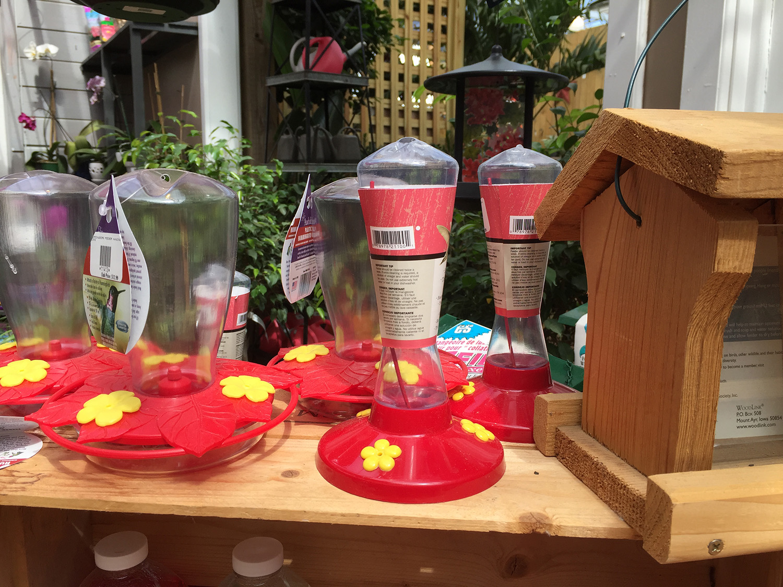 Bird Feeders & Bird Seed for Sale at Patuxent Nursery
