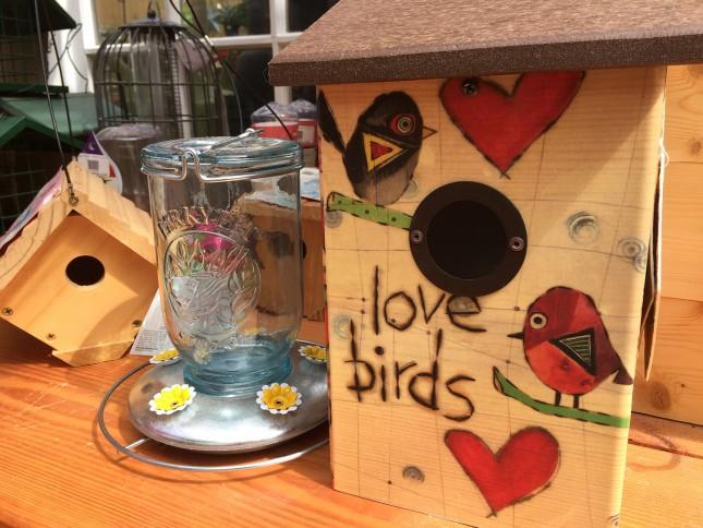 Cute Bird Feeders