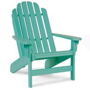 Breezesta Adirondack chairs - Patuxent Nursery