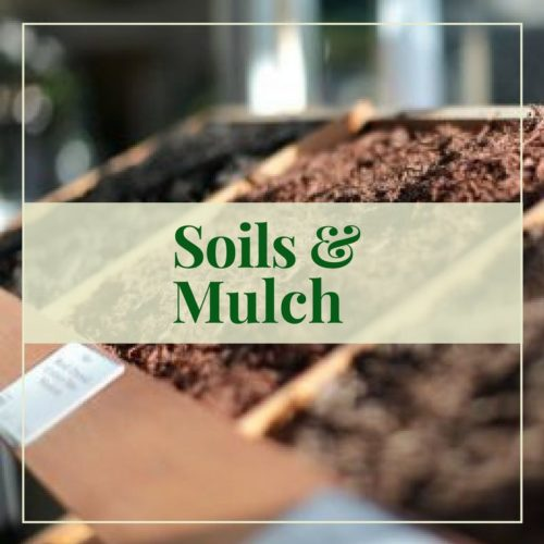 Fall Soils and Mulch Delivery