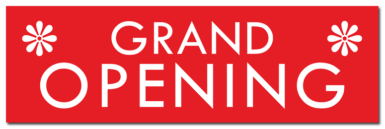Grand Opening - Garden Goods Direct
