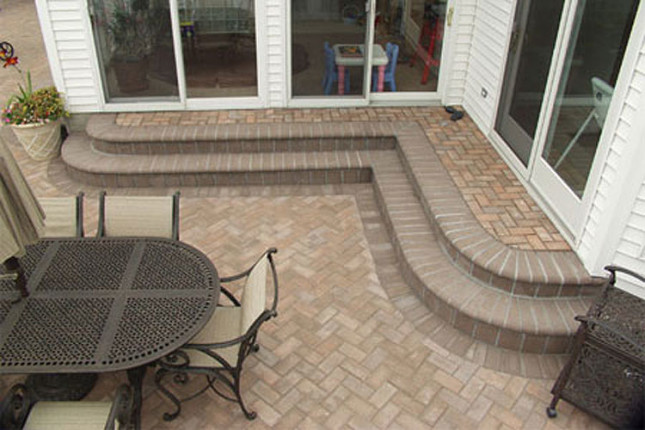 Cambridge Pavers from Patuxent Nursery - Cambridge Crusader 4