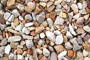 Bulk Stone at Patuxent Nursery - Crushed-Sandstone-ThreeQuarterInch_300x200