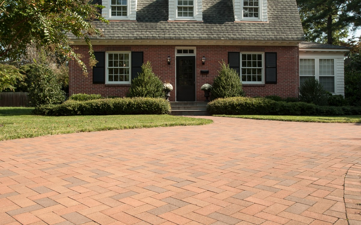 Eagle Bay Pavers, Brikstone Flat Colonial