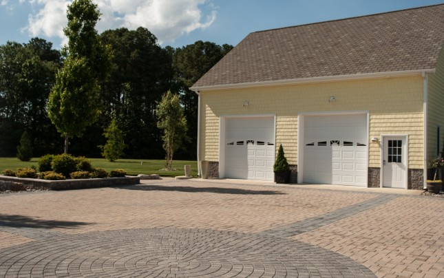 Eagle Bay Circlestone Textured Chesapeake
