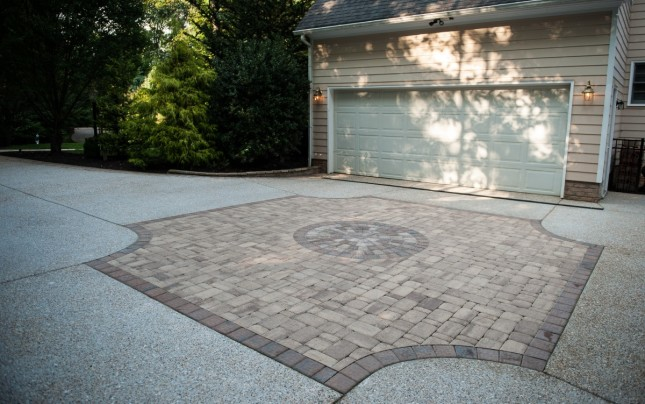 Eagle Bay Circlestone Textured Shenandoah