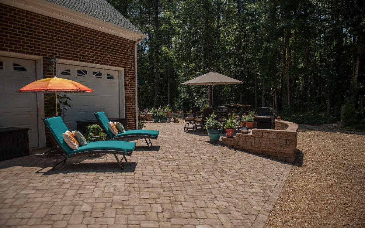 Patuxent Nursery's Natural Stone & Paver Yard - Eagle Bay Pavers, Bowie, MD
