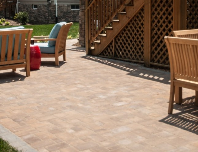 Eagle Bay Pavers at Patuxent Nursery - Eagle Bay Kingsland Traditional Jefferson