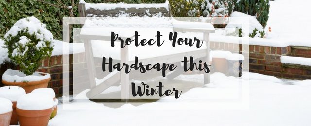 Protect Your Hardscape this Winter