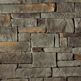 Cambridge Stone Veneer Canyon Ledge at Patuxent Nursery in Bowie, MD - cambridge canyon ledge