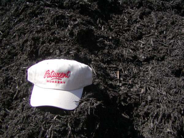 Mulch on sale at Patuxent