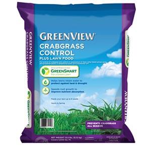 Greenview Crabgrass Control plus Lawn Food