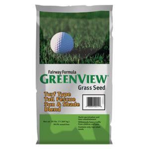 Fairway Formula Green View Grass Seed