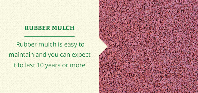 How to Maintain Rubber Mulch