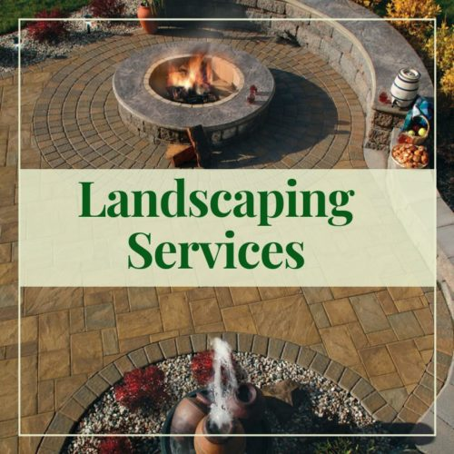 Fall Landscaping Services