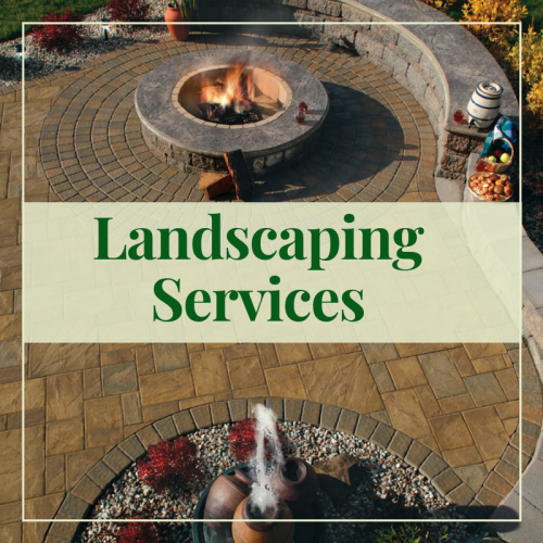 Winter Landscaping Services
