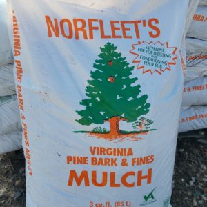 Virginia Pine Bark & Fines