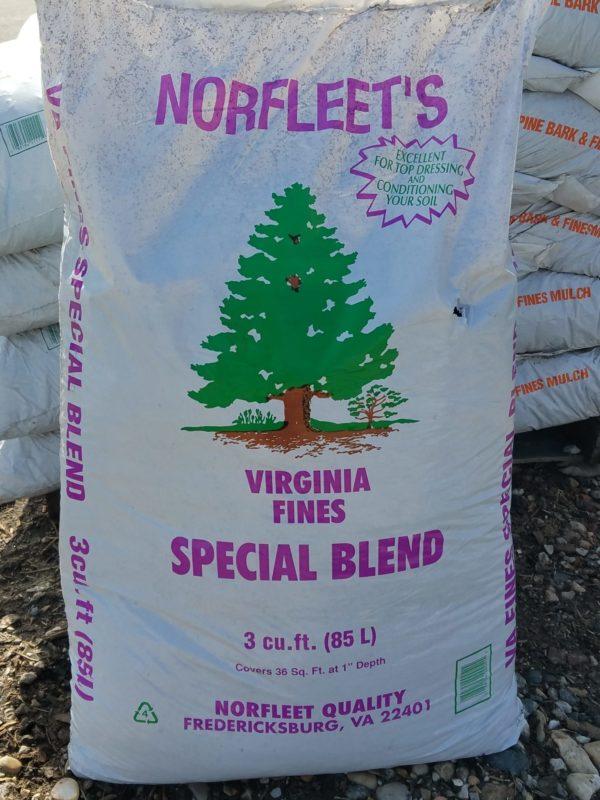 Virginia Pine Fines Special Blend