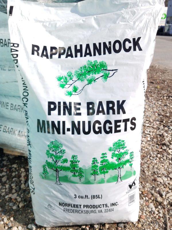 Pine Bark Mini-Nuggets
