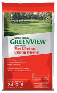 Fairway Formula Greenview Spring Fertilizer