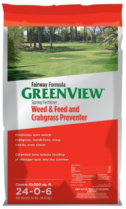 Green View Fairway Formula Spring 10,000 sq. ft.
