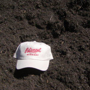 Our Leaf Compost is made on site