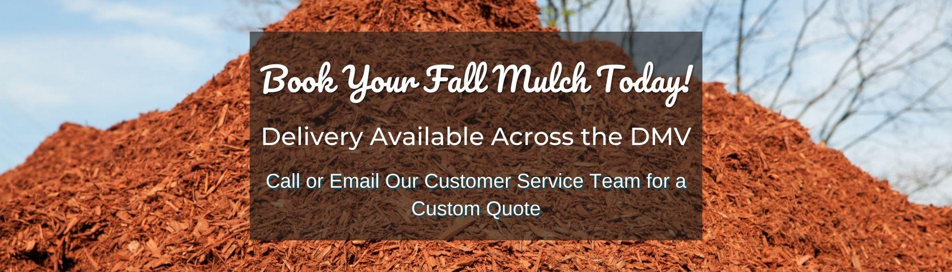 Book Fall Mulch